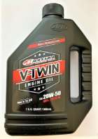 Maxima Full Synthetic V-Twin 20W50 Engine Oil 30-11901